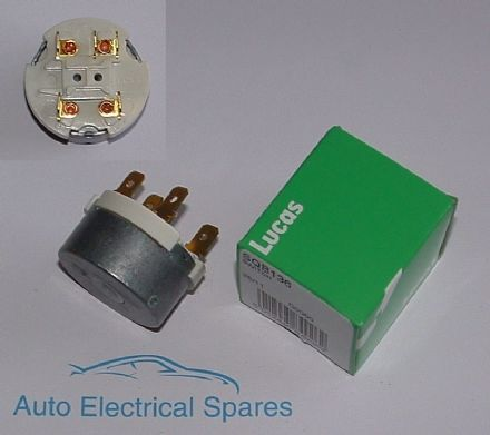 Lucas SQB136 157SA column lock / ignition switch PRC8230